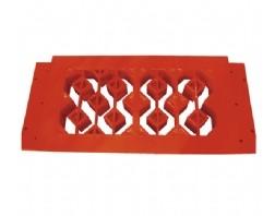 8字砖模具